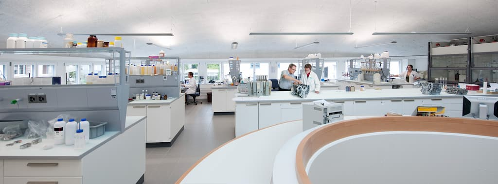 blaser taladrina laboratorio