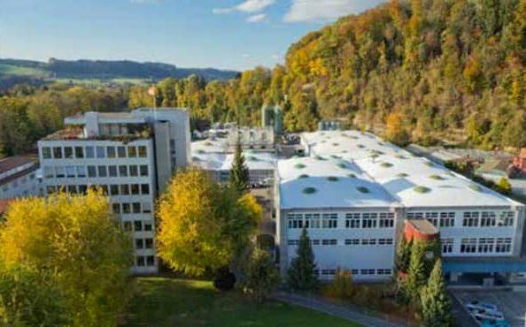 Blaser Sede central suiza