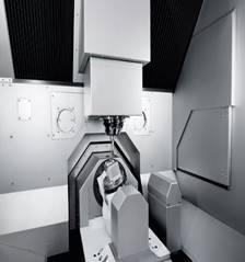 centro de mecanizado de alta velocidad